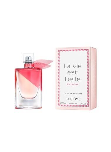 Lancome Lancome La Vie Est Belle En Rose Edt 50 Ml Parfüm Renksiz